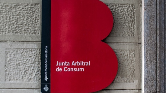 The Barcelona Consumer Arbitration Board offices are located at Ronda de Sant Pau, 43-45, 2nd floor.