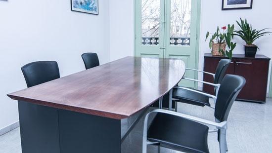 Barcelona Consumer Arbitration Board offices.