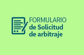Formulario de solicitud de arbitraje