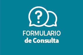 Formulario de consultas