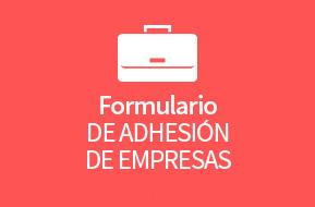 Formulario de adhesión de empresas
