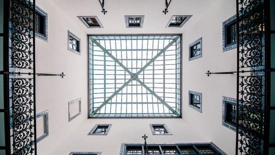 Instalaciones de las oficinas de la Junta Arbitral de Consumo de Barcelona, en la Ronda de Sant Pau, 43-45, 2ª planta.